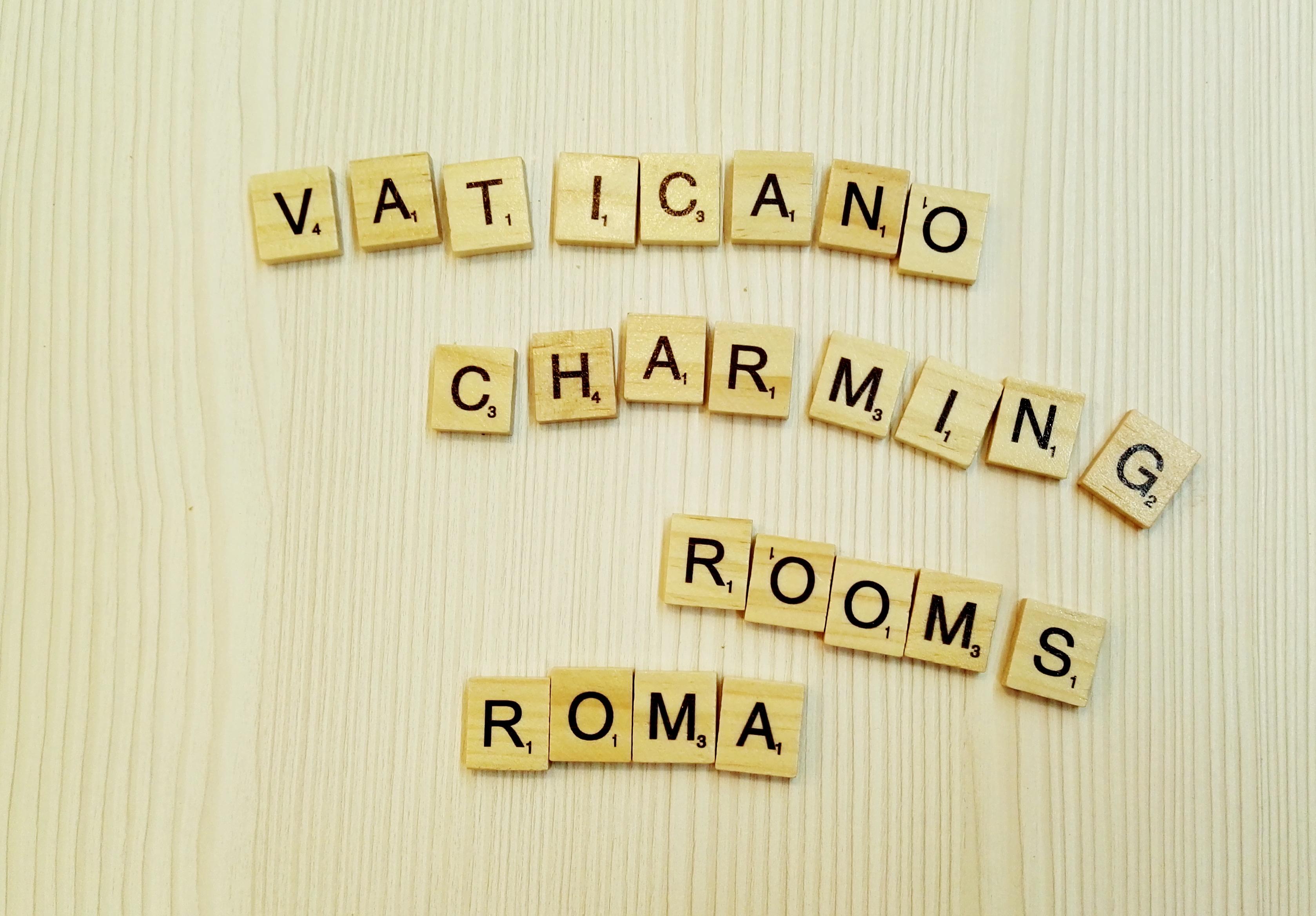 Vaticano Charming Rooms