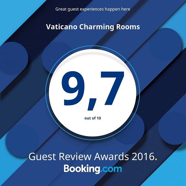Punteggio Booking.com 2016